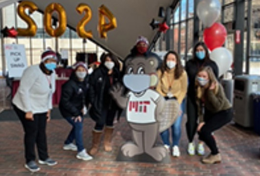 Welcoming First-Years to MIT